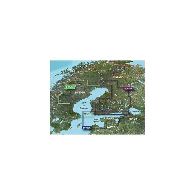 Garmin Finnish Lakes Garmin microSD™/SD™ card: VEU055R