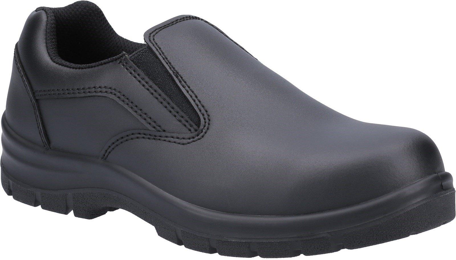 Amblers Women's Safety Boot Black 31371 - Black 3