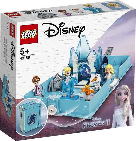 LEGO Disney Princess 43189 Eventyrboken Om Elsa Og Nokk