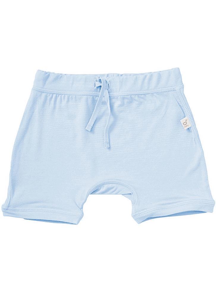 Boody Baby Pull on Shorts Sky