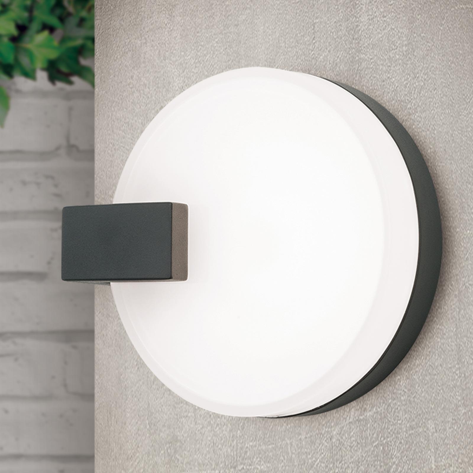LED-ulkoseinälamppu Astra silumiinivalua