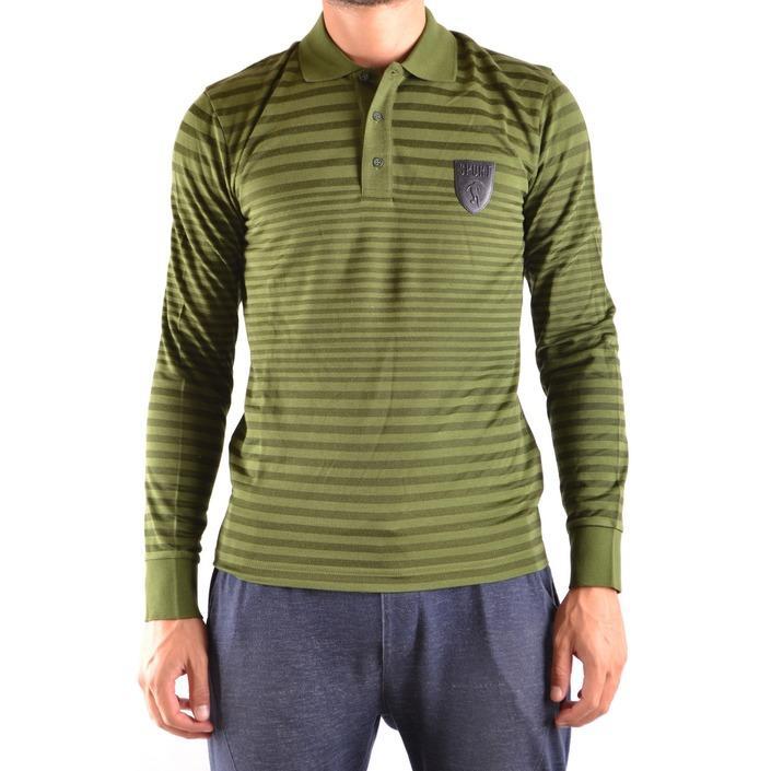 Bikkembergs Men's Polo Shirt Green 163221 - green M