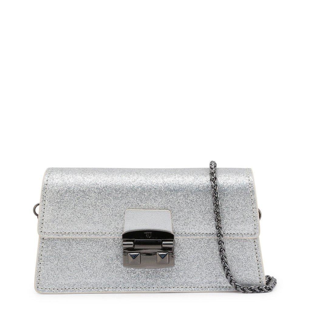 Trussardi Women's Clutch Bag Various Colours CORIANDOLO_75B00554 - grey NOSIZE