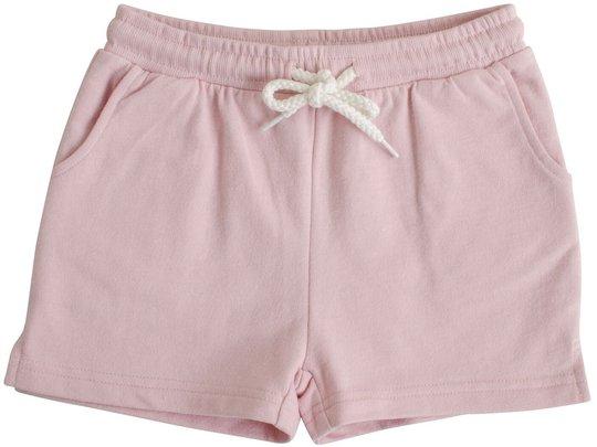 Ebbe Hazel Sweat Shorts, Bubble Pink, 122