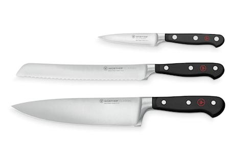 CLASSIC Knivset Start Set 3 delar