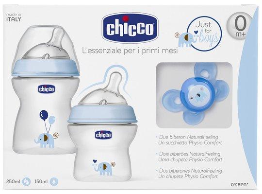 Chicco Gaveforpakning, Blå