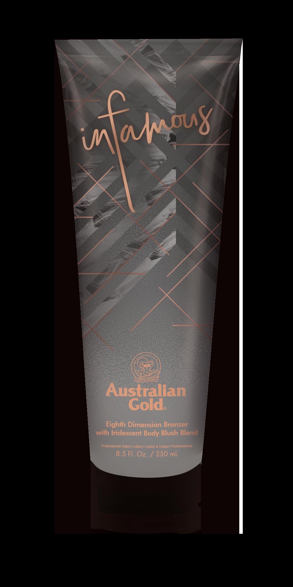 Australian Gold - Infamous Body Blush 250 ml