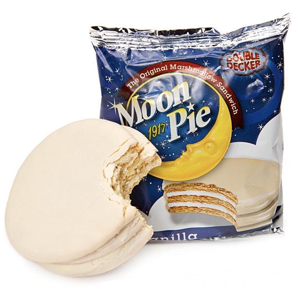 Moon Pie Vanilla 78g