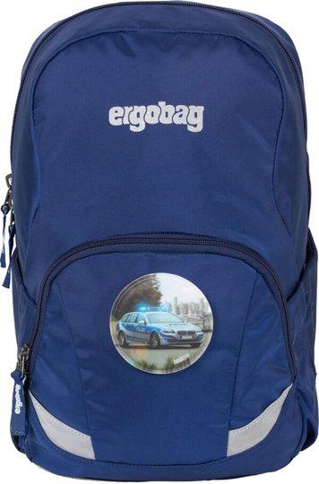 Ergobag Ease Ryggsekk Bluelight, 10L