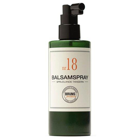 BRUNS Products Balsamspray nr 18 - Sprudlande Tangerin, 200 ml