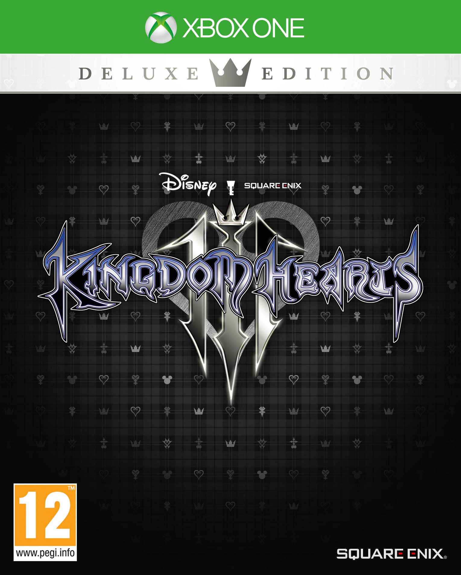 Kingdom Hearts 3 (Deluxe Edition)