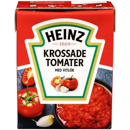 Krossade Tomater Vitlök - 27% rabatt