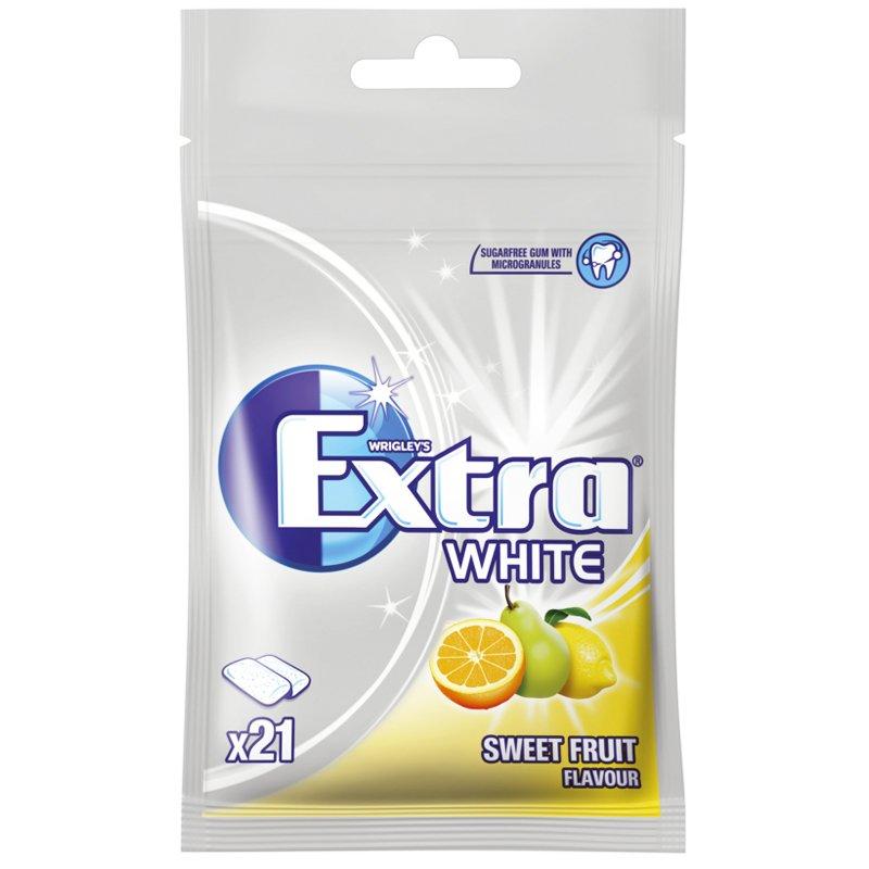 Tuggummin White Sweet Fruit - 33% rabatt