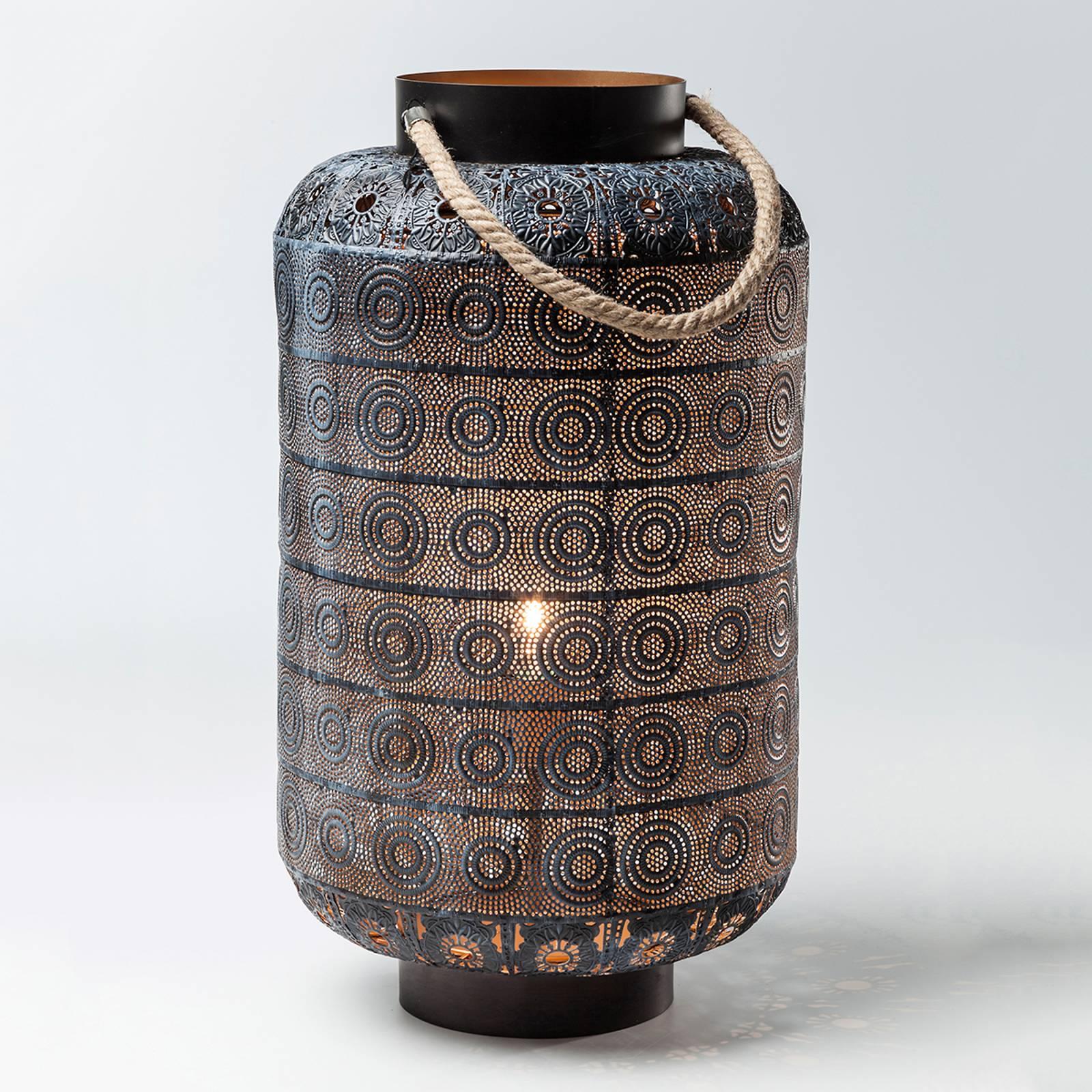 KARE Sultan – kaunis itämaistyylinen pöytälamppu