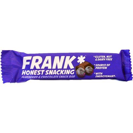 Snackbar Blueberry & Chocolate - 75% rabatt