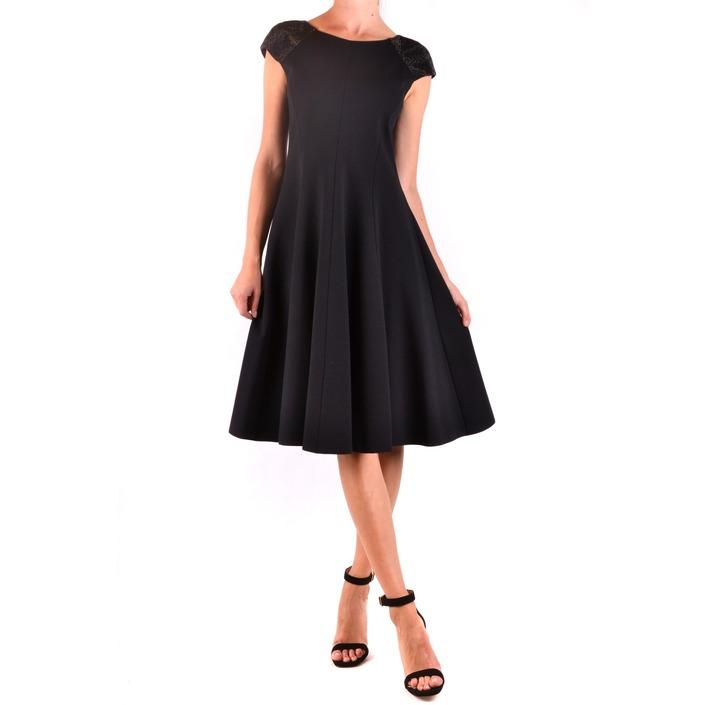 Armani Collezioni Women's Dress Black 164059 - black 40