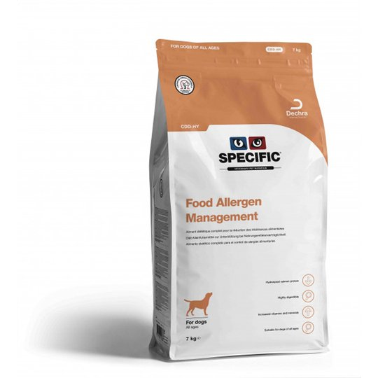 Specific™ Food Allergy Management CDD-HY (7 kg)