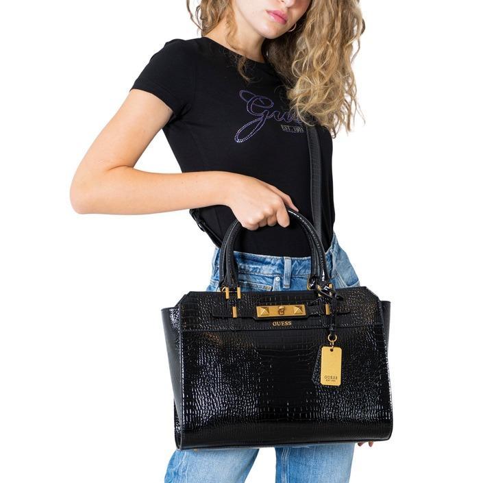 Guess Women's Handbag Various Colours 305552 - black UNICA