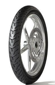 Dunlop D408 F H/D ( 130/80B17 TL 65H M/C, etupyörä )