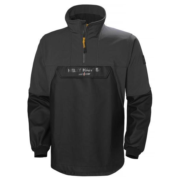 Helly Hansen Workwear Storm Hybrid Anorak svart XS