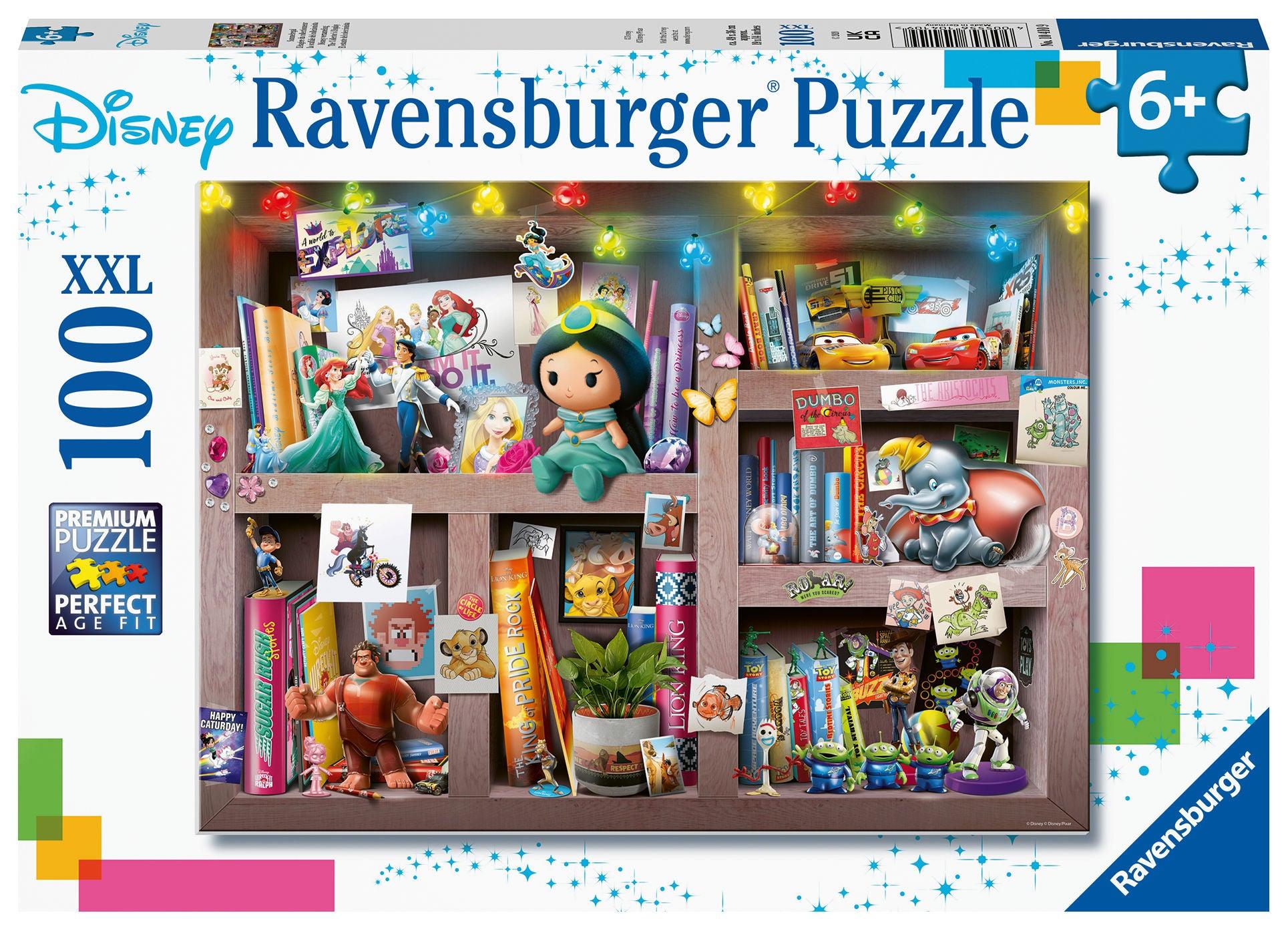 Ravensburger Palapeli Disneyhylla 100