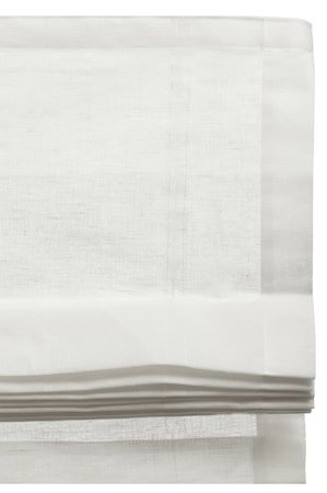 Ebba Liftgardin 100x180 cm Hvit
