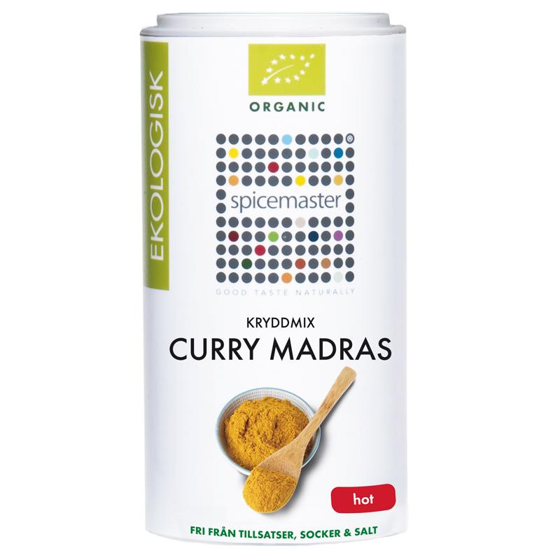 "Luomu Mausteseos ""Curry Madras"" 30g - 25% alennus"