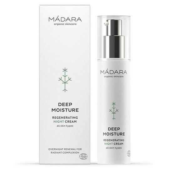Madara Regenerating Night Cream, alla hudtyper, 50 ml