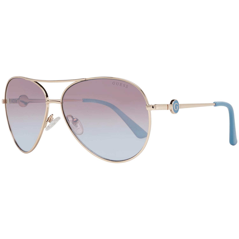 Guess Women's Sunglasses Rose Gold GU7641 6032W