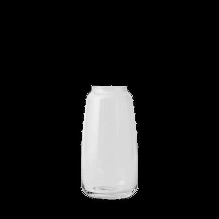 Form 130/3 Munnblåst Glass Klart 22cm