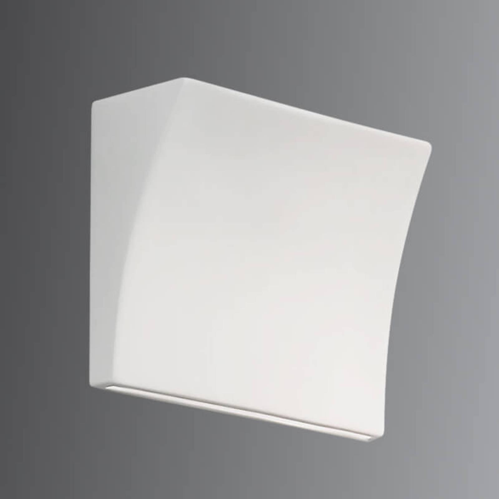 Delon-design-seinävalaisin, leveys 18 cm
