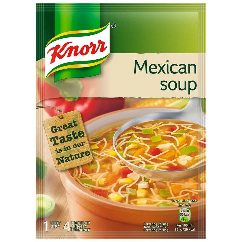 Soppa Mexicana - 23% rabatt