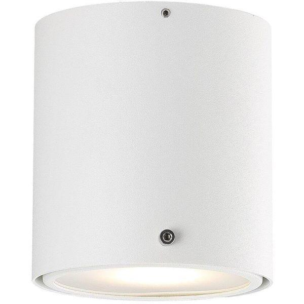 Nordlux IP 78511001 Seinävalaisin GU10, IP44 valkoinen