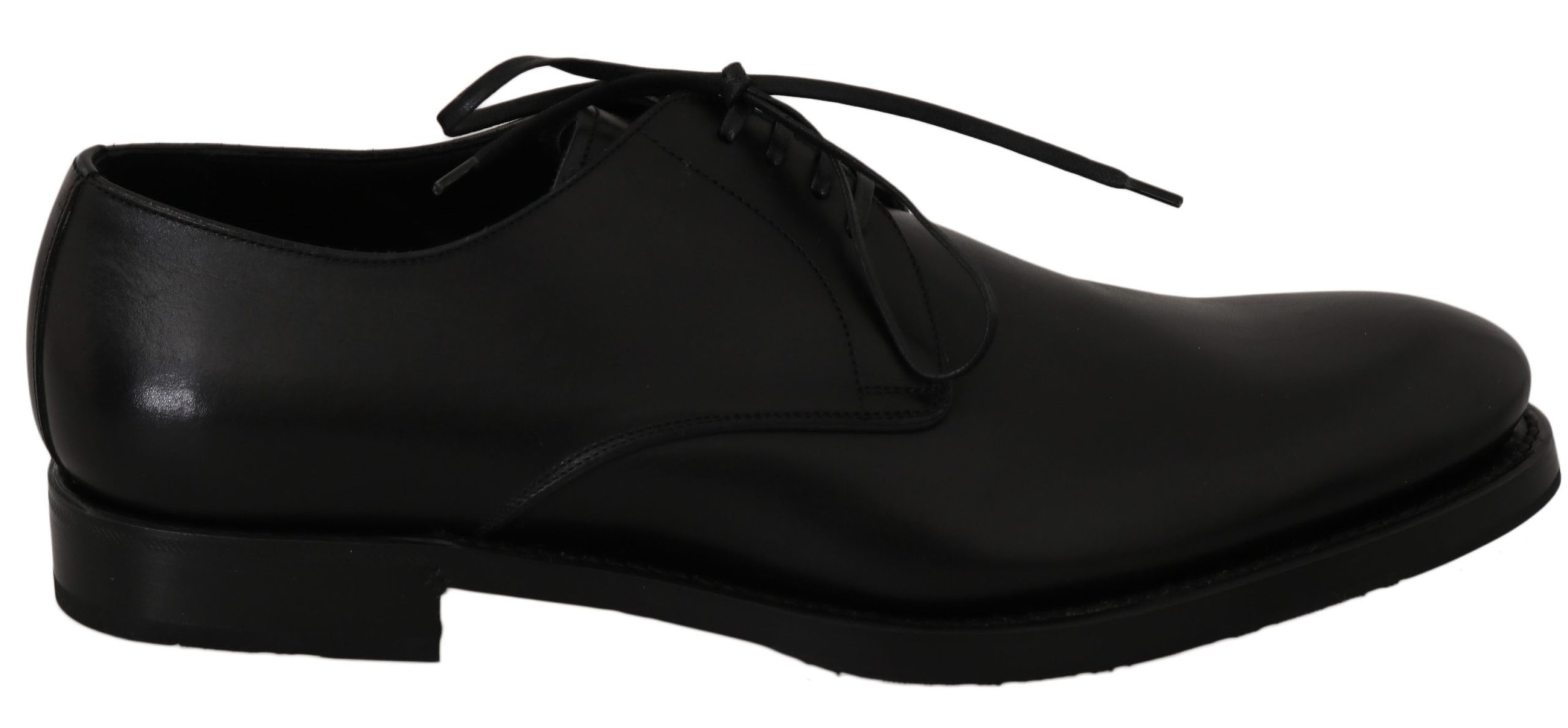 Dolce & Gabbana Men's Shoes Black MV2365 - EU38.5/US8