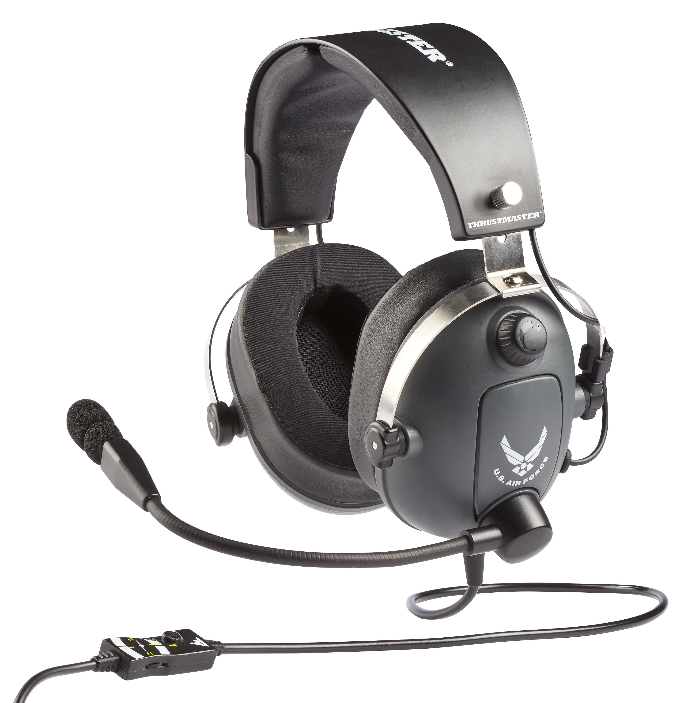 T. Flight U.S. Airforce Headset