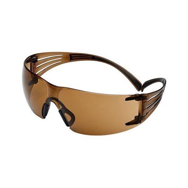 3M SF405SGAF-BLA Vernebriller brun