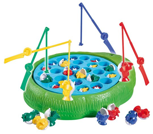 Simba Toys Fiskespill 28 Fisker