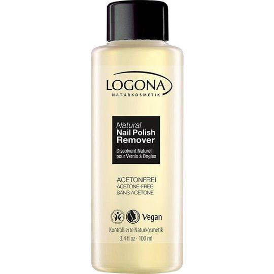 Logona Natural Nail Polish Remover, 100 ml