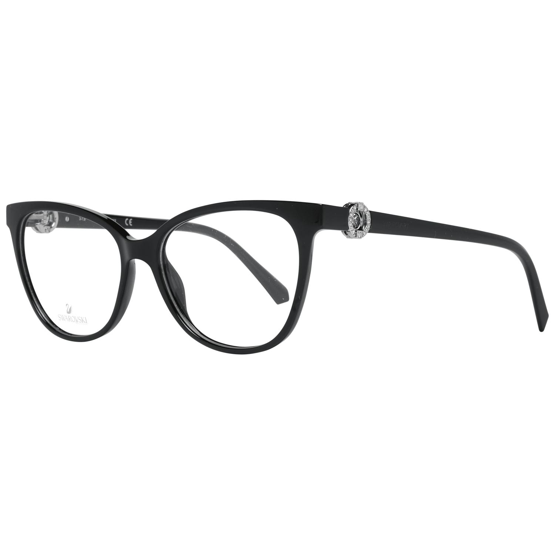 Swarovski Women's Optical Frames Eyewear Black SK5254 53001