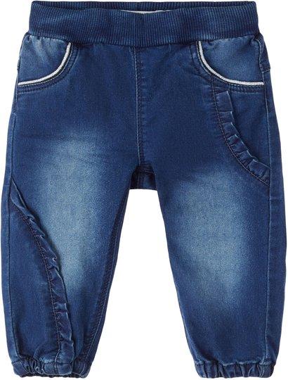Name it Tolly Bukse, Medium Blue Denim 50