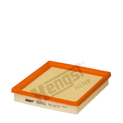 Ilmansuodatin HENGST FILTER E1163L