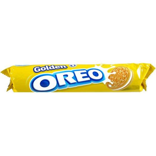 """Keksi """"Oreo Golden"""" 154g - 34% alennus"""