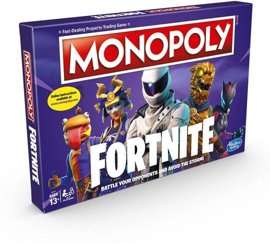 Hasbro Monopol Fortnite