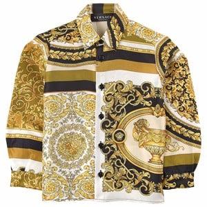 Versace Baroque Skjorta Guld 4 år