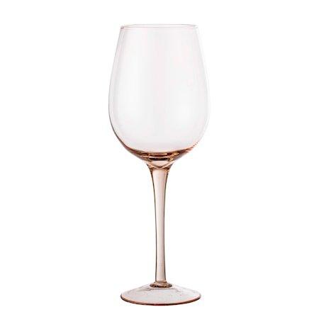 Rødvinsglass Pink