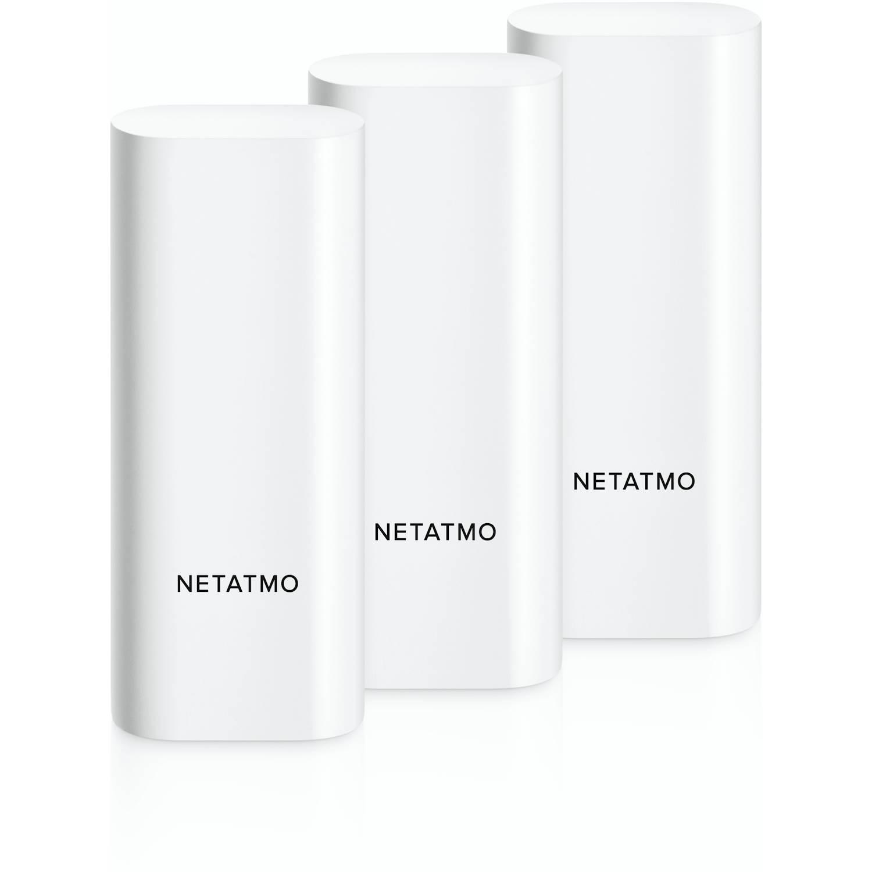 Netatmo Smart Dörr/Fönster Tags, 3 Pac