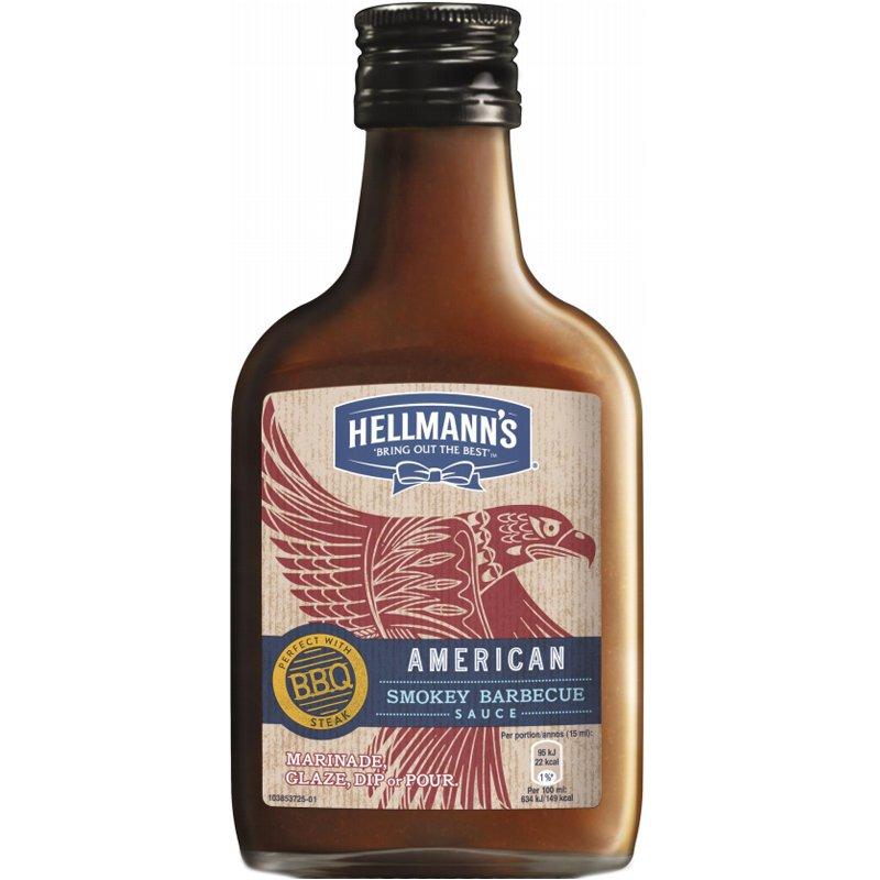 "Kastike ""American BBQ"" 200 ml - 29% alennus"