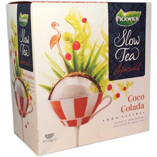 Slow tea coco colada - 80% rabatt