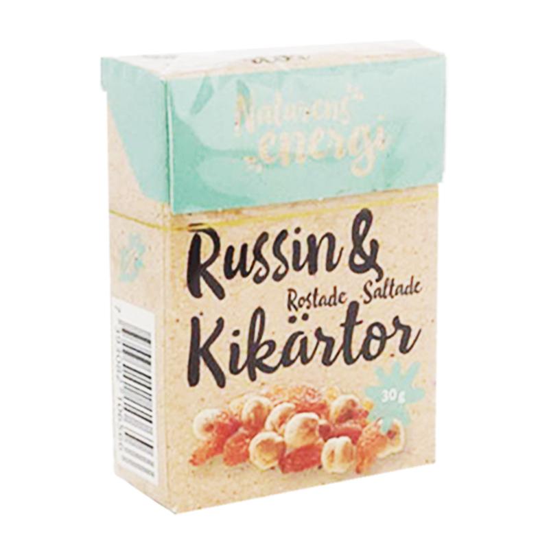 Russin & Kikärtor 30g - 61% rabatt