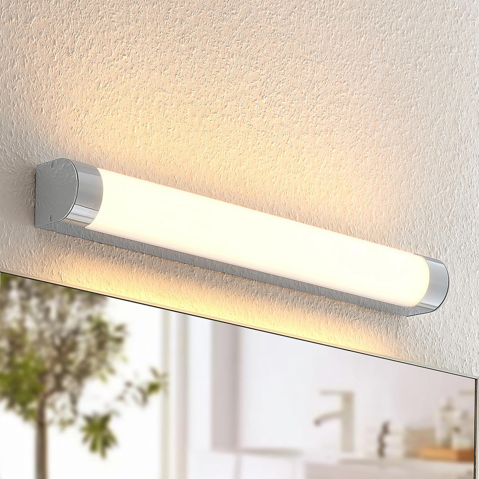 Lindby Nava -LED-seinävalo kylpyhuoneeseen, 60 cm